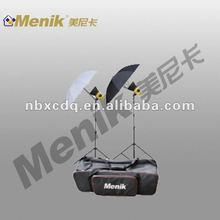 Kit bo-9 fotografia di prodotti strobo flash illuminazione kit