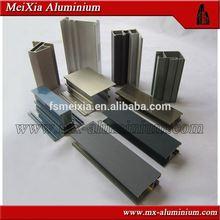 foshan Aluminum types of section