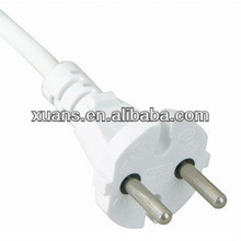Korea power plug and 2pin korea ac power supply plug