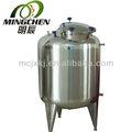 De aço inoxidável tanque de armazenamento de tanques de armazenamento de líquido / moveable