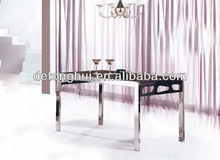 CT-824# High quality furniture metal dinning table