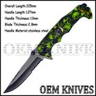 folding blade knife