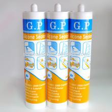 High quality silicone sealant,silver silicone sealant