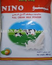 Full cream milk powder, 400g, ADPI