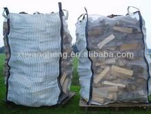 Super PP Big Bag for Firewood Packing/Potato Ventilated PP Big Bag
