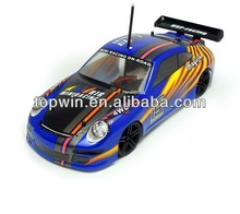 1/18TH SCALE 4WD ELECTRIC POWER on-road racing car smart battery powered electric car