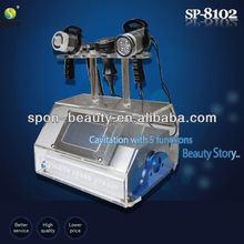 Supersonic 40k ultrasonic slimming machine vacuum liposuction (SP-8102)