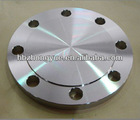 high quality DIN standard stainless steel forged flange