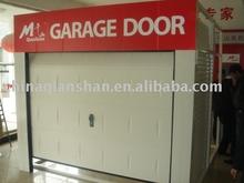 sectional cheap garage doors/garage side door