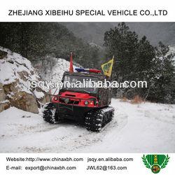 China Amphibious snowmobile