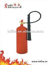6.8kg co2-feuerlöscher( kohlenstoffstahl)
