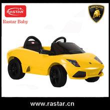 Rastar Lamborghini electric rc baby carriage 81300