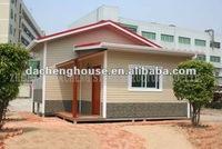Modern Prefab House Steel Frame Design