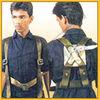 Safety Harness belt Waist belt with shoulder strap (SSS-0377)