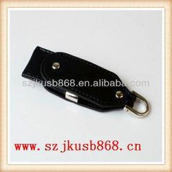 hot sale leather usb drive flash