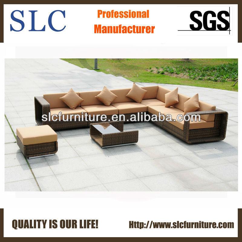 Diseño clásico sofá de jardín ( SC-B8915 )