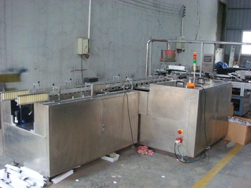 High Speed Plastic Film Roll Sealing Machine