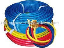 12mm blue color LPG gas cutting rubber hose