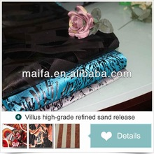 velvet sofa fabric for wooden frame fabric sofa