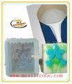 la fábrica de silicona colable líquido de silicona moldes de jabón