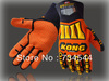 Ironclad Kong SDX2 working Gloves Oil and Gas Impact Gloves TPR Protection gloves