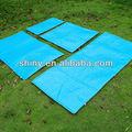 شبكة النايلون مريحة 3d مياه التبريد مفرش السرير للأطفال والكبار