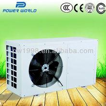 air to water heat pump split 200L water tank