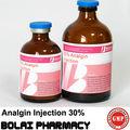 Analgin injeção 30% medicamento antiviral