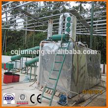 JNC used engine oil to standard diesel fuel plant