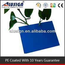 Insulated aluminum roof panels