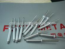 opened Aluminum blind rivet factory