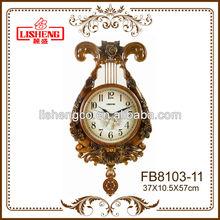 Retro pendulum clock B8103-11