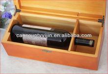 antique wooden wine box,big wooden gift box