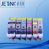 Hot selling Ink Cartridge PGI 525 CLI 526 For Canon pixma chip reset