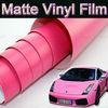 Hot Sale Matte Colored Car Wrap Vinyl,Matte Vinyl Car Body Protective Film,Matte Car Sticker With Self Adhesive