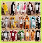 Unisex animal onesies Cosplay Costume Pyjamas Sleepwear adult animal jumpsuit