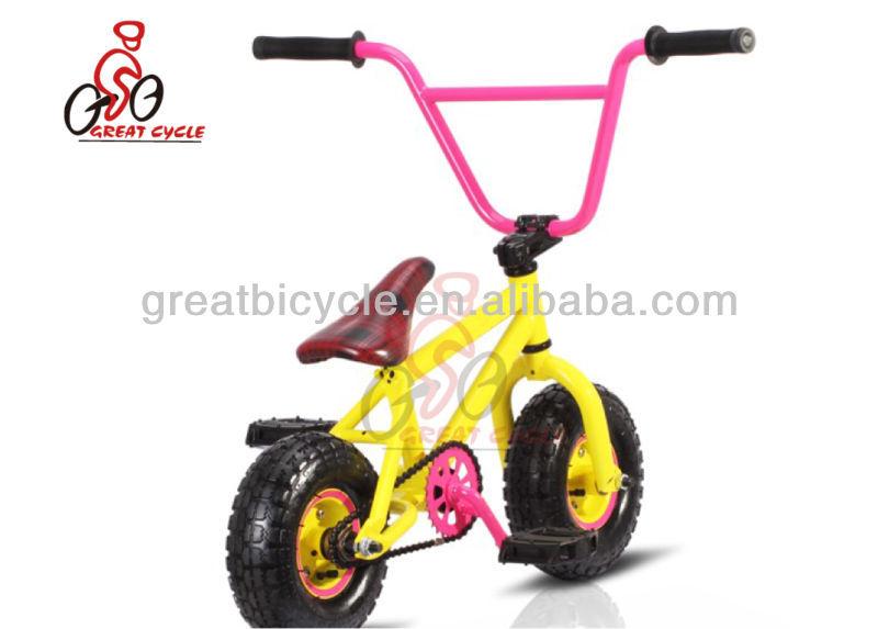 10 inch mini bmx bike with CE certificate
