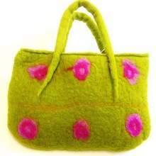 Felt Non Woven Shopping Bag Felt Rabbit Bag
