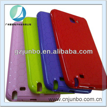 Colorful Soft Tpu Cell Phone Case Samsung Galaxy Note 2