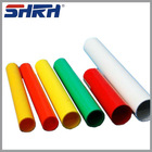 Funny and popular beautiful outdoor playground plastic toy pvc pipe toys