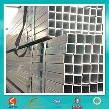 Mild 50x50 hollow square steel