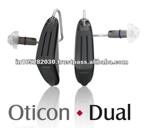 programável digital aparelho auditivo bte