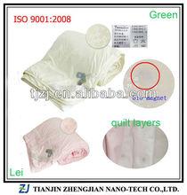 Popular soft thin magnetic bed comforter ZJ-B002Q