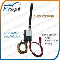Remote control hobbie 5.8g audio/video rc transmitter rc sky hobby/sky flight hobby