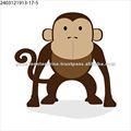 Promozionale per bambini tatuaggio- scimmia del tatuaggio- 1607120138