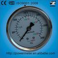 ( ybf-- 60z) 60mm القطر فيلابل مقياس الضغط والضغط مؤشر