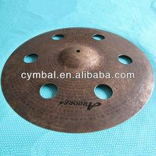 "B20 100% handmade cymbals 18"" Ozone for sale"