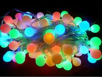 Good quality 5m 50leds 7.5w 220v/110v wholesale colorful christmas led flower tree light blossom lights CE&RoHS certificated