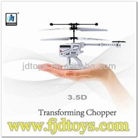 The latest design transforming rc helicopter toys