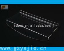 (B-3001)acrylic shoe display rack, shoe store display racks